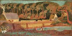 Moulin à marée Ploumanach (Maurice Denis, 1898)