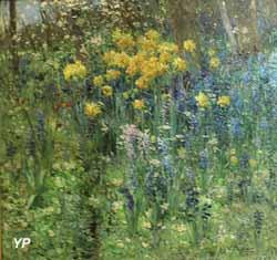 Fleurs de Pâques (Ernest Quost, 1890)