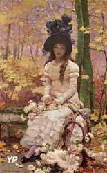 Fleurs d'Automne (Edouard Toudouze, 1890)