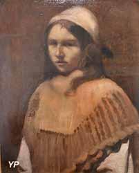 Portrait d'un italien (Émile Bernard)