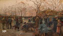 Le Marché aux oiseaux (Henri-Gaston Darien, 1899)