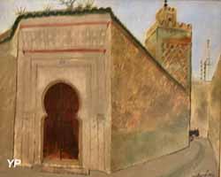 Au Maroc (Gabriel Simonet, dit Sébastien, 1931)