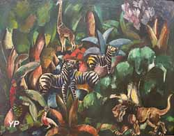 Forêt tropicale (Charles Dufresne, 1919)