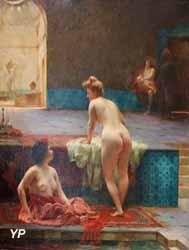 Le Hammam (Sarkis Diranian, 1898)