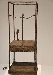 Exposition temporaire Alberto Giacometti - La Cage, première version