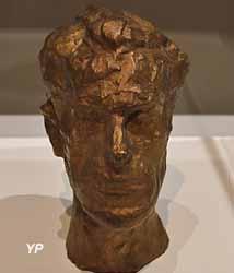 Exposition temporaire Alberto Giacometti - Tête de Diego