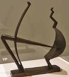 Exposition temporaire Alberto Giacometti - Homme et femme