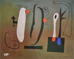 Peinture (Joan Mirò, 1933)