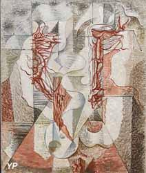 Les écorchés (André Masson, 1926)
