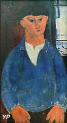 Moïse Kisling (Amedeo Modigliani, 1916)