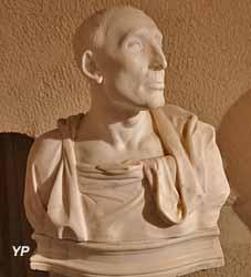 Buste de patricien romain