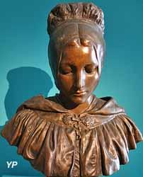 Buste de Boulonnaise (Aimé-Jules Dalou)