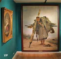 La femme aux épaves (Francis Tattegrain, 1880)