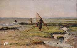 Pêcheurs de crevettes (Fernand Quignon)