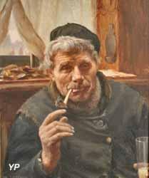 Tiot, frère de Nanane (Francis Tattegrain)