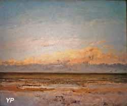 Marée montante (Gustave Courbet)