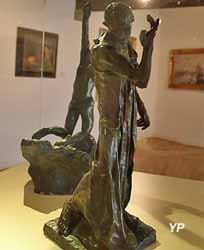 Pierre de Wissant, Bourgeois de Calais (Auguste Rodin)