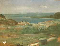 Paysage (Eugène Boudin, 1892)
