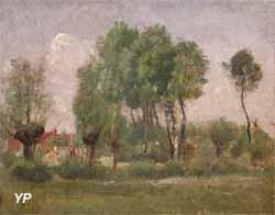 Matin - environ d'Arras (Camille Corot)