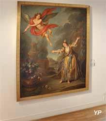 Psyché abandonnée par l'Amour (Charles Antoine Coypel)