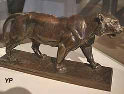 Tigre marchant (Antoine Louis Barye)