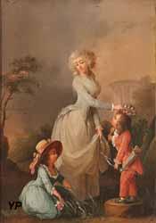 La préférence maternelle (Louis-Léopold Boilly)