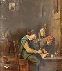 Le pédicure (Adriaen Brouwer)