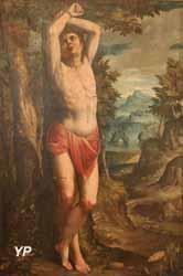 Le martyre de saint Sébastien (Martin de Voos)