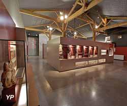 Espace d'Interprétation du gallo-romain (Office de tourisme du Rouillacais)