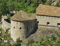 Fort de Savoie ou fort Desaix (R. Palomba − Colmars-les-Alpes)