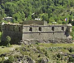 Fort de France (doc. R. Palomba − Colmars-les-Alpes)