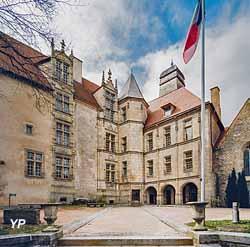 Hôtel des Moneyroux - Conseil départemental de la Creuse (Nicolas Neyret)