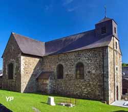 Collégiale Saint-Ermel (Office de Tourisme de Val d'Ardenne)