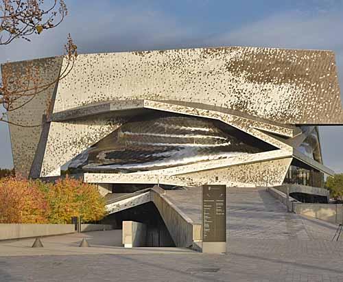 Philharmonie de Paris (Cité de la musique) (Gil Lefauconnier)
