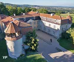 Château de Goutelas (Drone reporter 42 - Gregory Bret)
