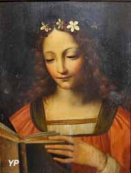 Sainte Catherine (atelier de Bernardino Luini, élève de Léonard de Vinci)