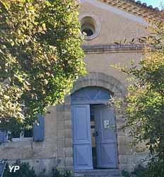 Maison d'Assemblée Quaker (Marie Lebacq)