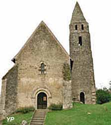 Église Saint-Martin des Loges (Association Les Amis de l'église des Loges / M. Leroy)