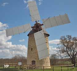 Moulin à vent de la Garenne (Association du moulin de la Garenne)