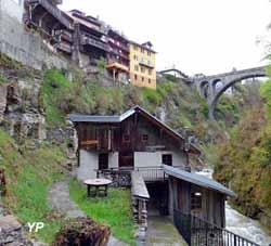 Moulin à Tienne - maison du Meunier au fil du temps