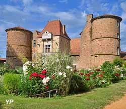 Château de Saint-Marcel-de-Félines (Château de Saint-Marcel)