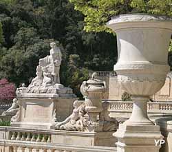 Jardins de la Fontaine (Ville de Nîmes)