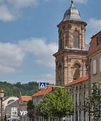 Abbatiale Saint-Nabor (Office de tourisme de Saint-Avold)