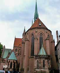 Église protestante Saint-Pierre-le-Jeune (Paroisse Protestante Saint-Pierre-le-Jeune)
