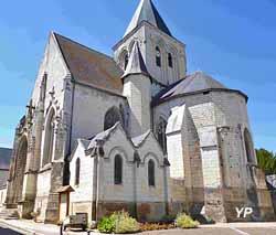 Église Saint-Epain (Marc Fouquier)