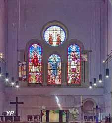 Église Sainte-Chantal
