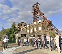 Inauguration - Visite commentée (Association des Mines de Fer de l'Anjou)