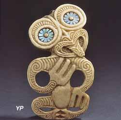 MAAOA, pendentif Hei Tiki