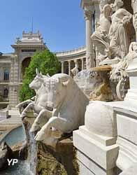 Musée des Beaux-Arts − Palais Longchamp (Ville de Marseille)