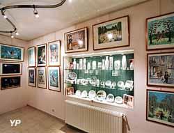 Musée Kiosque Peynet - Collection Gérard Vialet (Gérard Vialet)